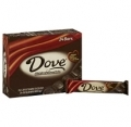 70216 Dove Dark Chocolate Bars 1.3oz/24ct